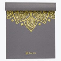 Citron Sundial Yoga Mat (5mm)