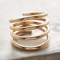 Tipped Coil Ring