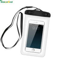 Waterproof Pouch Mobile Phone Storage  Underwater Dry Case Cover For Phone