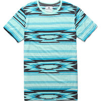 On The Byas Lando Ethnic Fade Crew Tee at PacSun.com