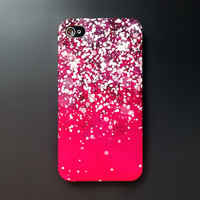 Glitter Variations I - iPhone 4/4S Case