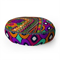 Aimee St Hill Ayanna Floor Pillow Round