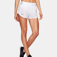 Women's UA Launch Tulip Speedpocket Shorts | Under Armour US