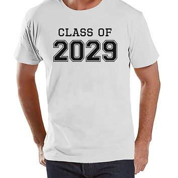 Back to School Shirt - Kids Graduation Year Class Of 2029 Shirt - School Graduate Outfit - Kids Last Day of School Shirt - School Pictures