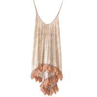Eternal Sunshine SunPara Cami available at les pommettes los angeles