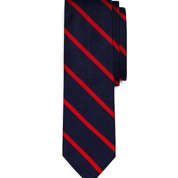 BB#3 Repp Slim Tie - Brooks Brothers