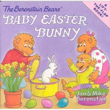 The Berenstain Bears' Baby Easter Bunny - Walmart.com