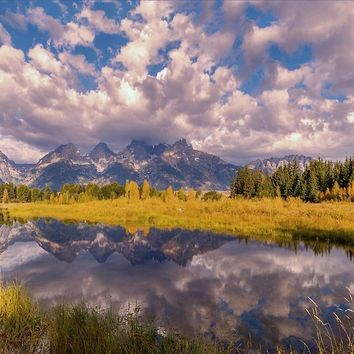 'The Grand Tetons' by ArtOLena