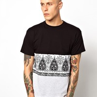 Reclaimed Vintage | Reclaimed Vintage Bandana T-Shirt at ASOS