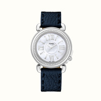 FENDI | SELLERIA Diamond watch with interchangeable strap