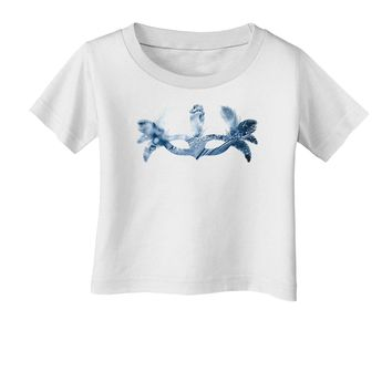 Water Masquerade Mask Infant T-Shirt by TooLoud