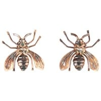 VERNISSAGEPROJECT bee earrings