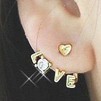Love Me Earrings