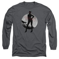 Arkham City - Catwoman Convicted Long Sleeve Adult 18/1
