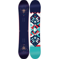 Salomon Snowboards Idol Snowboard - Women's One Color,