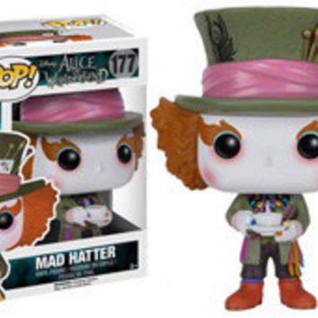 POP! DISNEY 176: ALICE IN WONDERLAND (2010) - MAD HATTER