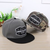 Hats Camouflage Fashion Hip-hop Stylish Baseball Cap [9730953347]