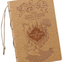Harry Potter | Marauders Map JOURNAL