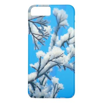 Winter Blue iPhone 8 Plus/7 Plus Case