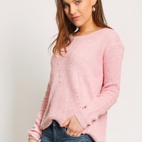 Madeleine Knit Sweater | Ruche