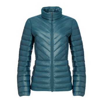 WOMEN'S NANO LIGHT DOWN PEPLUM JACKET