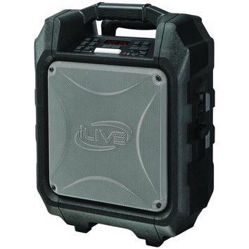 Ilive Portable Bluetooth Tailgate Speaker