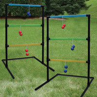 Ladder Ball Lawn Game