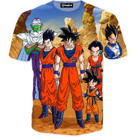 Dragon Ball Z Original Tee