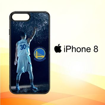 Stephen Curry Water X4240 iPhone 8 Case