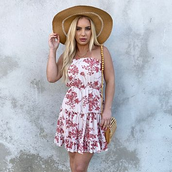 Have Mercy Floral Summer Dress