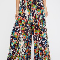 Free People Tropical Paradise Pant