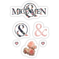 Of Mice & Men | sticker pack