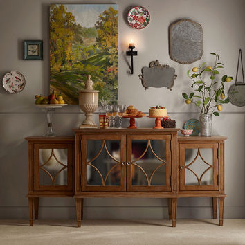 Madison Park Signature Marie Light Natural Buffet MPS133-0008