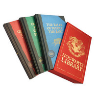 The Hogwarts Library Boxed Set Featuring Fantastic Beasts and Where to Find Them | WBshop.com | Warner Bros.