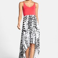 FELICITY & COCO Jersey High/Low Maxi Dress (Nordstrom Exclusive)