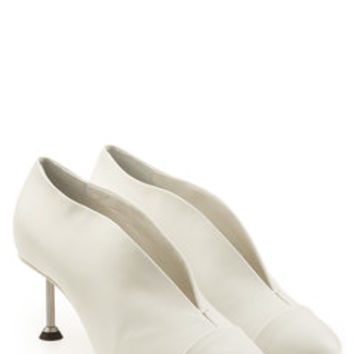 Leather Pumps - Victoria Beckham | WOMEN | US STYLEBOP.COM