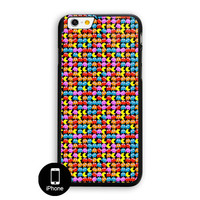 Pac Man Cartoon Comic Cute iPhone 6 Case