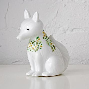 Floral Fauna Night Light (Fox)