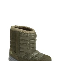 The North Face Toddler Boy's 'Winter Camp' Waterproof Snow Boot