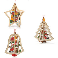Christmas tree ornaments Festival Party Garden Ornament Home Decor christmas gifts