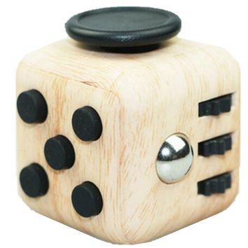 Fidget Cube - (Special Edition) Wood Grain