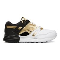 Reebok Women's Black, White and Gold Ventilator Antonia-SS15REEB7 - Sneakerboy