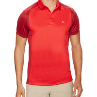 M Fredrik Field Sensor Colorblock Polo Shirt