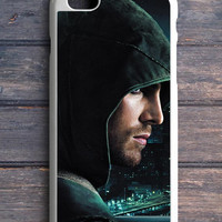 Green Arrow Oliver Queen iPhone 5C Case