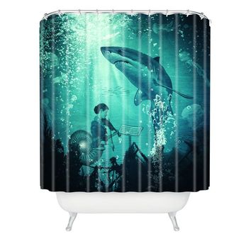 Home Decor ::: Shower Curtains