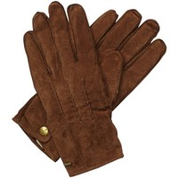 Suede Teddy Lined Gloves - Scotch & Soda