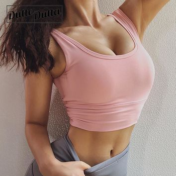 Push Up Sport Bra Top Fitness Women Yoga Bra Sports Wear for Women Gym Brassiere Sport Bra Athletic Workout Crop Top Femme