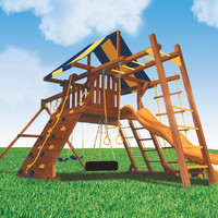 Playground One Original Playcenter with Monkey Bars