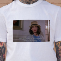 """""""Wrong Time To Be A Human Being"""" Tee"""