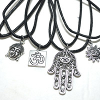 Choker Necklace for Energy, Peace, Harmony, Good luck, Healing, Protection, and Stability